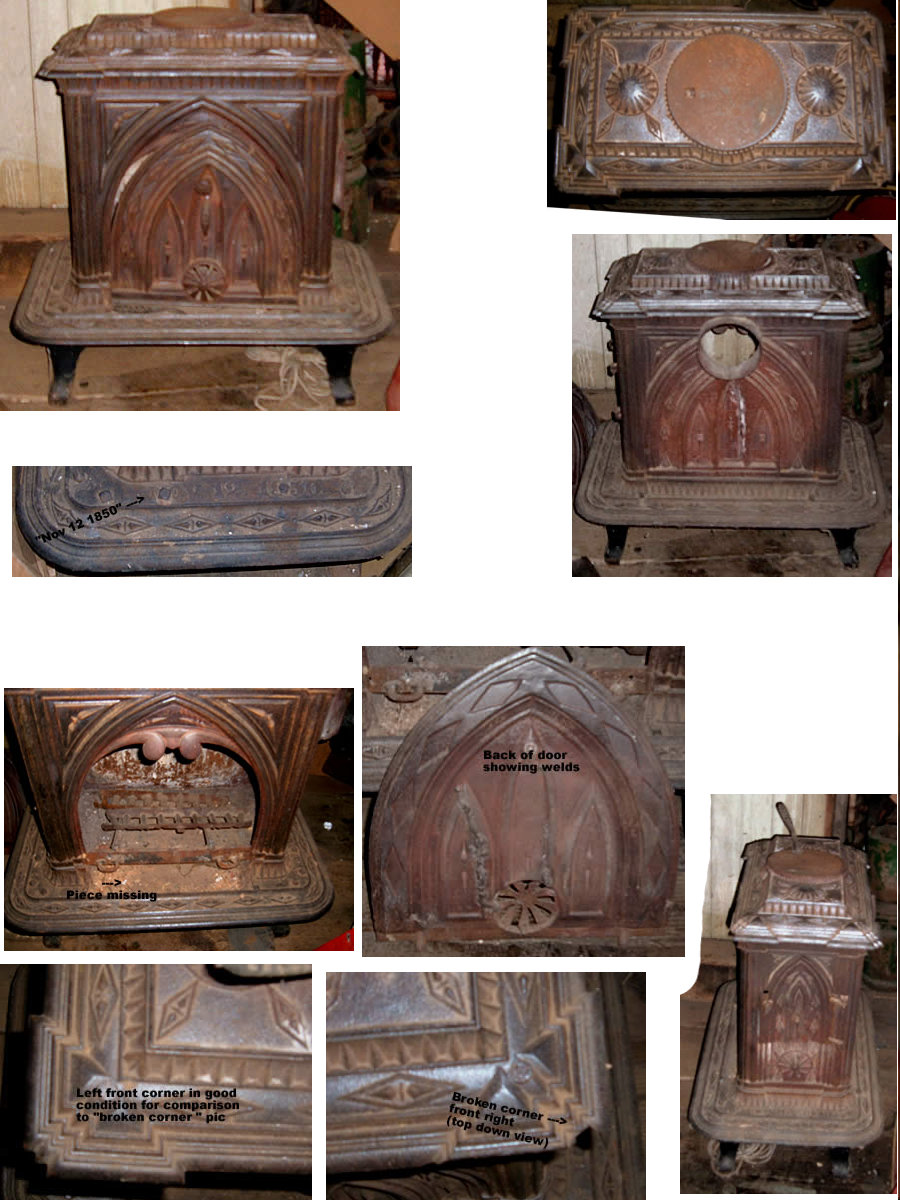 Antique Stoves for Sale