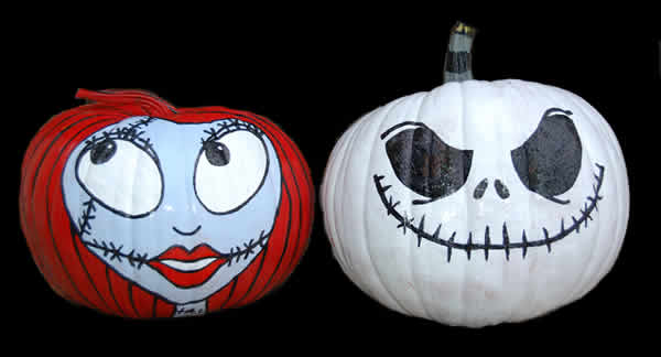 from   Nightmare Before Nightmare Before Christmas Pumpkin Patch Drawing