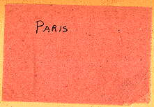 Paris Sample 1959