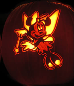 Minnie Mouse Template For Pumpkin Carving Image collections ...