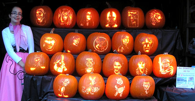 Rick S Pumpkin Tips