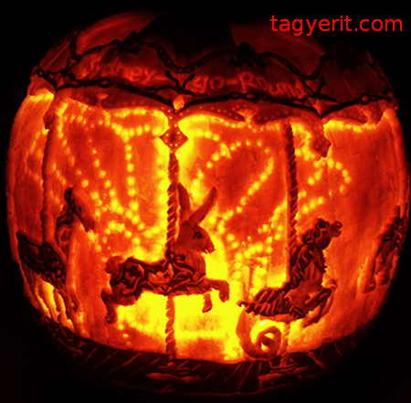 Our Favorite Bestest Carved Pumpkin From 2011 2012 2013