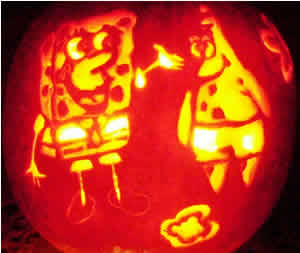 Our Favorite Pumpkin Carvings From 2005